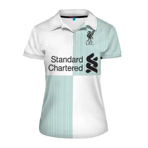Женская рубашка поло 3D Coutinho 2018