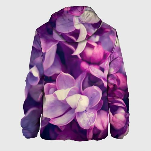 Мужская куртка 3D  Фото 02, Цветы