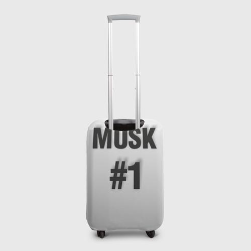 Чехол для чемодана 3D  Фото 02, Илон Маск