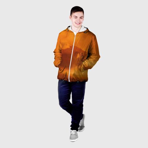 Мужская куртка 3D  Фото 03, Бегущий по лезвию