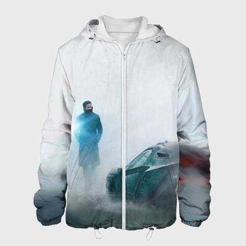 Мужская куртка 3D  Фото 01, Бегущий по лезвию