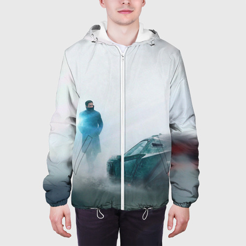 Мужская куртка 3D  Фото 04, Бегущий по лезвию