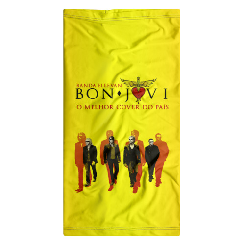Бандана-труба 3D Группа Bon Jovi Фото 01