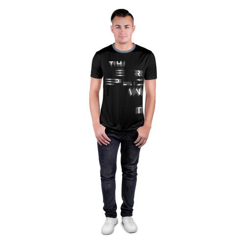 Мужская футболка 3D спортивная  Фото 04, Бегущий по лезвию