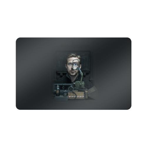 Магнит виниловый Visa  Фото 01, Бегущий по лезвию