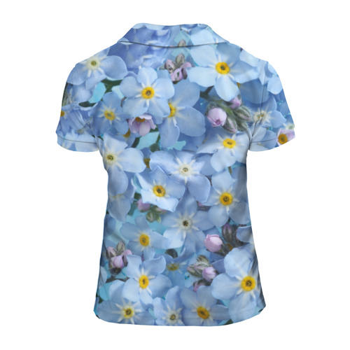 Женская рубашка поло 3D  Фото 02, Самая клевая дочь