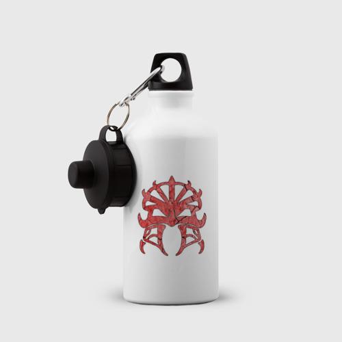 Бутылка спортивная  Фото 03, Lordi красный знак