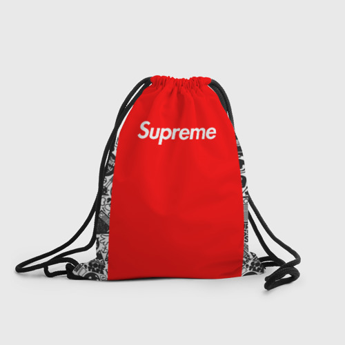 Рюкзак-мешок 3D Supreme Brand color 2018