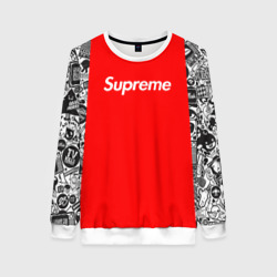 Supreme Brand color 2018