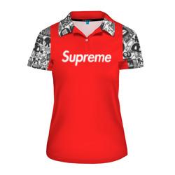 Supreme Brand color 2018