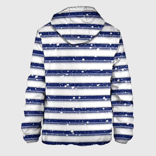 Мужская куртка 3D  Фото 02, Морская