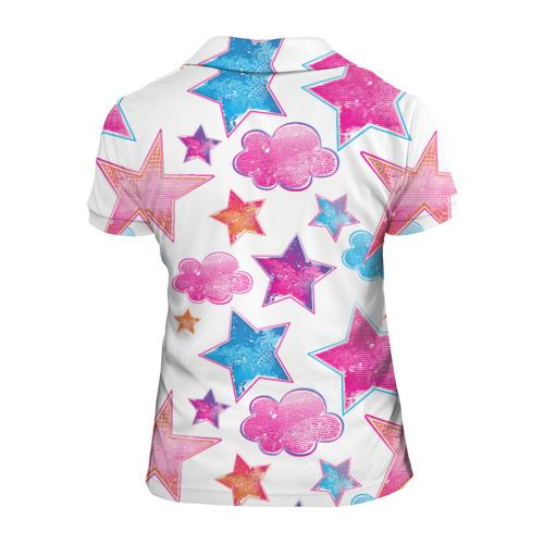 Женская рубашка поло 3D  Фото 02, Самая классная сестра