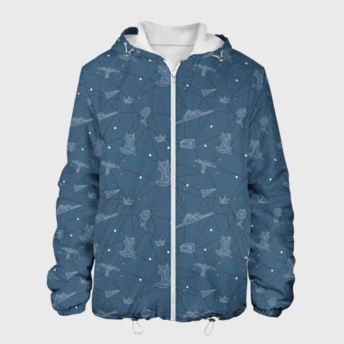 Мужская куртка 3D  Фото 01, Созвездие