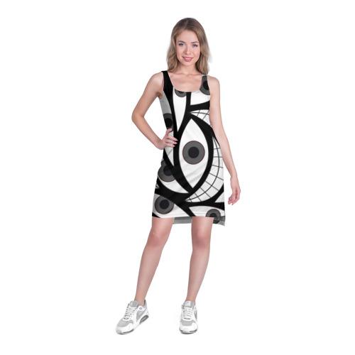 Платье-майка 3D  Фото 03, Pride