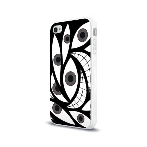 Чехол для Apple iPhone 4/4S силиконовый глянцевый  Фото 03, Pride