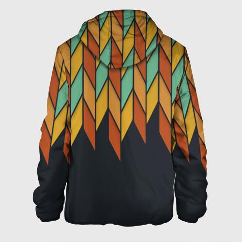 Мужская куртка 3D  Фото 02, Перья птицы из Вальхаллы
