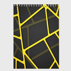 Желтая сетка