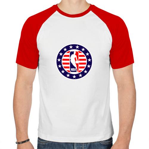 Мужская футболка реглан  Фото 01, NBA