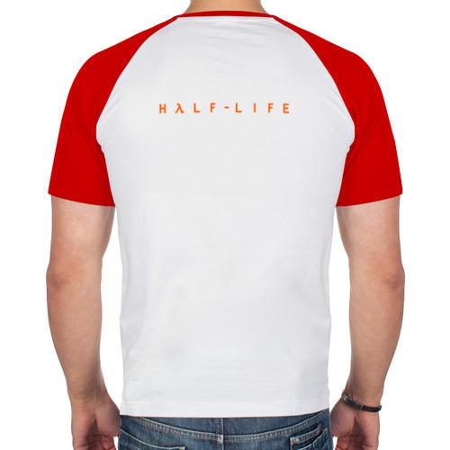 Мужская футболка реглан  Фото 02, Half-Life спокойствие