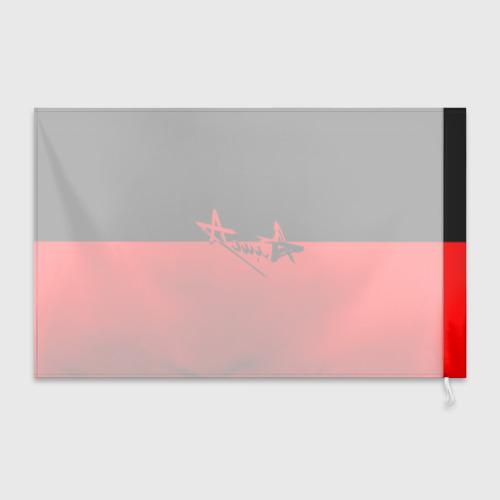 Флаг 3D Флаг группа Алиса Фото 01