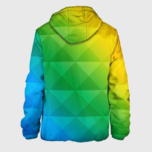 Мужская куртка 3D  Фото 02, Colored wall