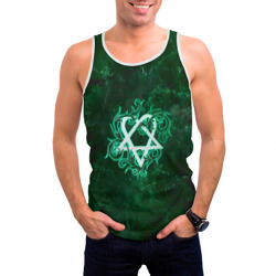 Зеленый HIM