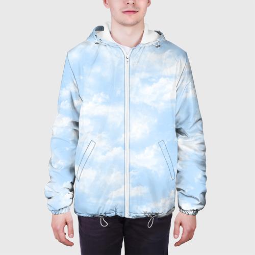 Мужская куртка 3D  Фото 04, Облака