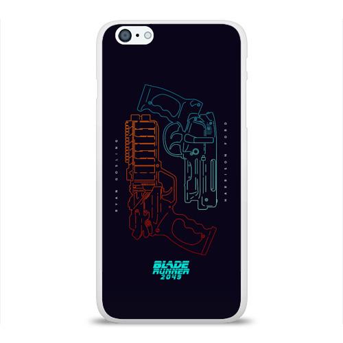 Чехол для Apple iPhone 6Plus/6SPlus силиконовый глянцевый  Фото 01, Blade Runner 2049