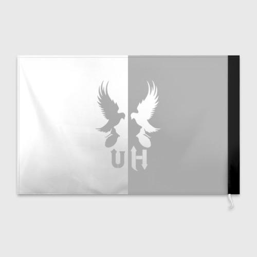 Флаг 3D  Фото 02, Черно-белый Hollywood Undead