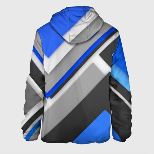 Мужская куртка 3D  Фото 02, Спортивная геометрия #7