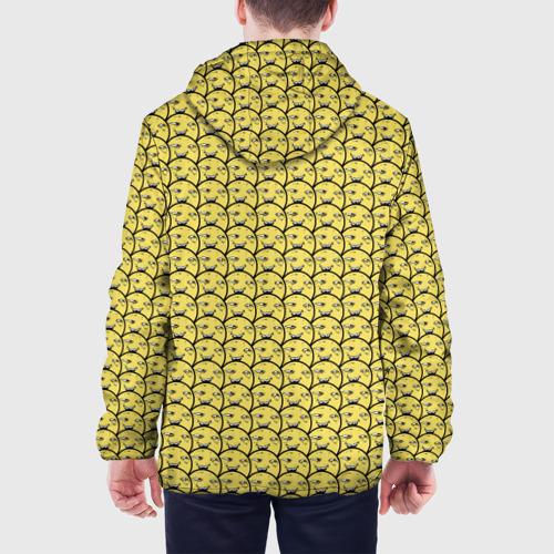 Мужская куртка 3D  Фото 05, ПеКа-фейс (YOBA)