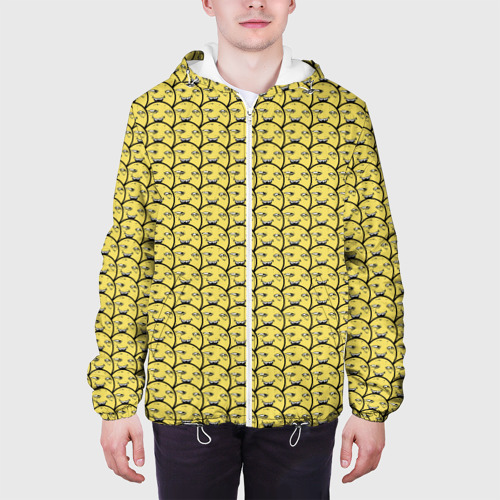 Мужская куртка 3D  Фото 04, ПеКа-фейс (YOBA)