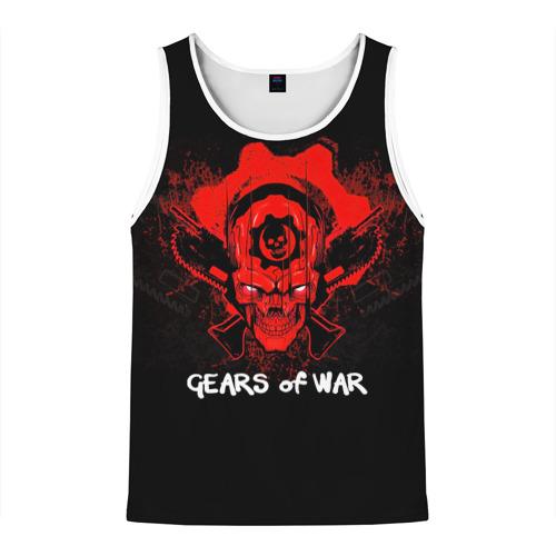 Мужская майка 3D  Фото 01, Gears of War