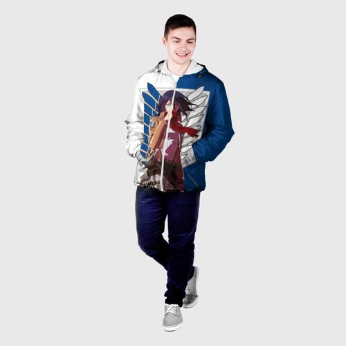 Мужская куртка 3D  Фото 03, Атака Титанов