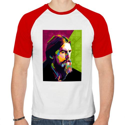 Мужская футболка реглан  Фото 01, George Harrison 4