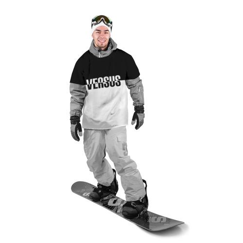 Накидка на куртку 3D VERSUS Фото 01