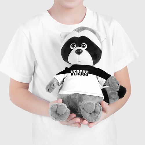 Енотик в футболке 3D VERSUS Фото 01
