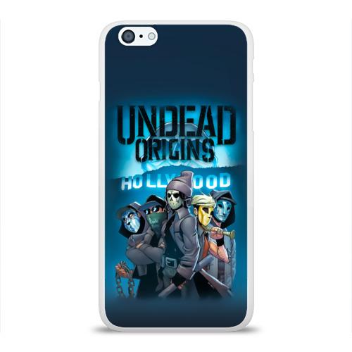 Чехол для Apple iPhone 6Plus/6SPlus силиконовый глянцевый  Фото 01, Hollywood origins Undead