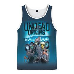 Hollywood origins Undead