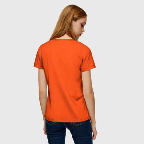 Женская футболка 3D Лисица Фото 01