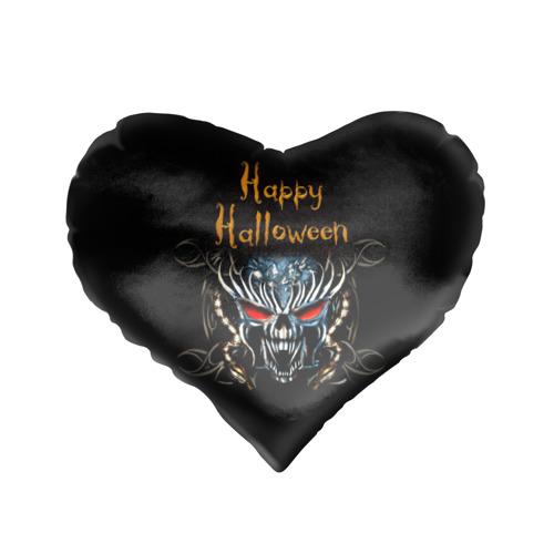 Подушка 3D сердце  Фото 01, Happy Halloween