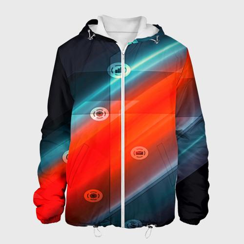 Мужская куртка 3D  Фото 01, Компьютерный век