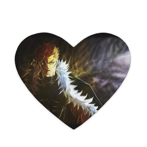 Коврик для мыши сердце  Фото 01, Lexus Fairy tail