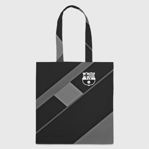 Сумка 3D повседневная FC Barcelona gray collection