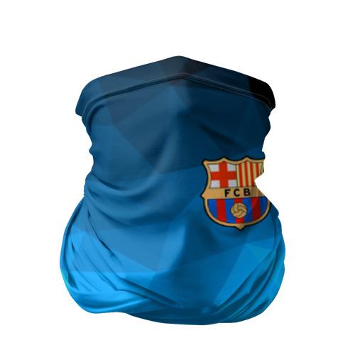 FC Barcelona polygon 2018