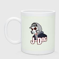 J-Dog из Hollywood Undead
