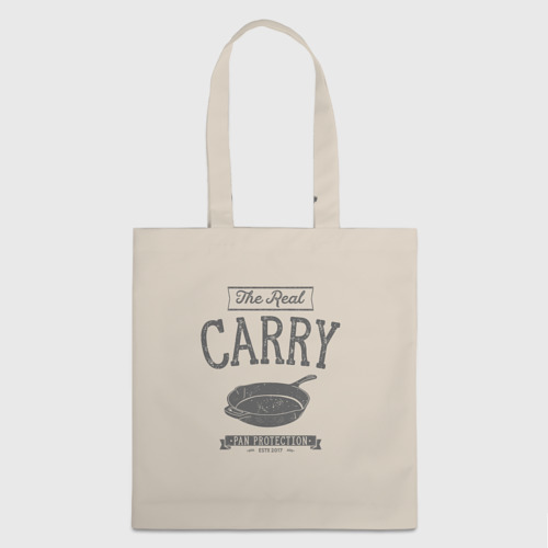 Сумка 3D повседневная The Real Carry - Pan Protectio Фото 01