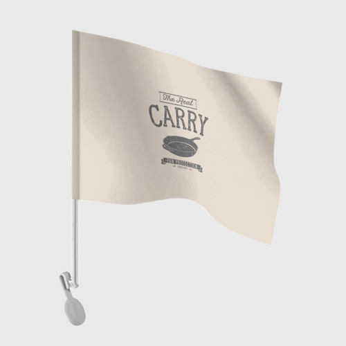 Флаг для автомобиля The Real Carry - Pan Protectio Фото 01