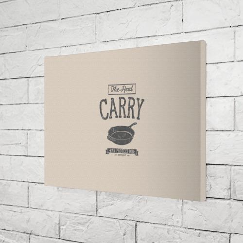 Холст прямоугольный The Real Carry - Pan Protectio Фото 01