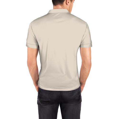 Мужская рубашка поло 3D The Real Carry - Pan Protectio Фото 01